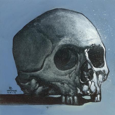 7'x7'_Skull_Study_Acrylic